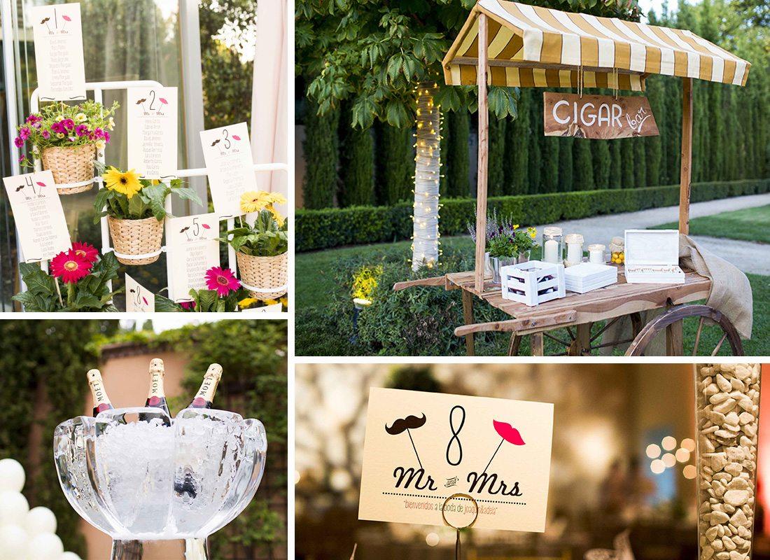 bodas con personalización