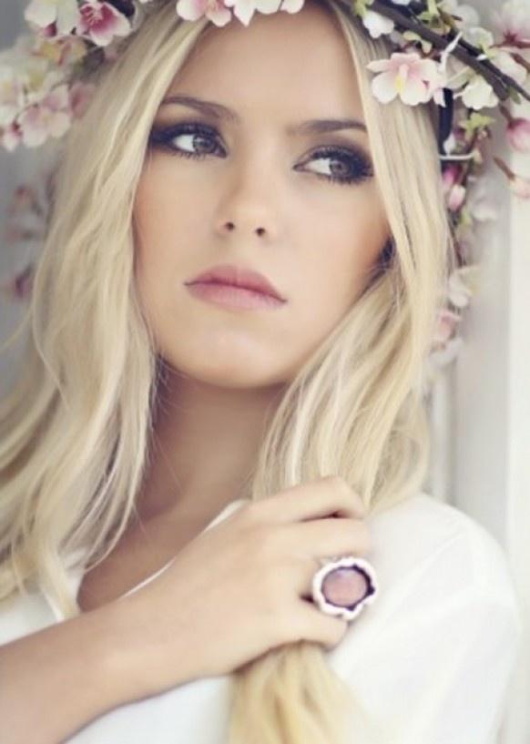 Ideas de maquillaje para tu boda…¡la novia más guapa!