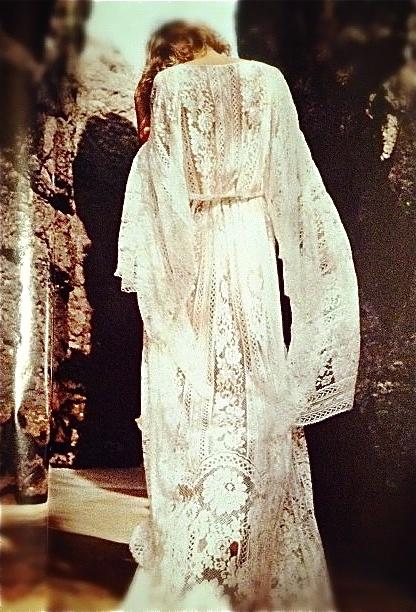 Ideas para un vestido de novia de encaje